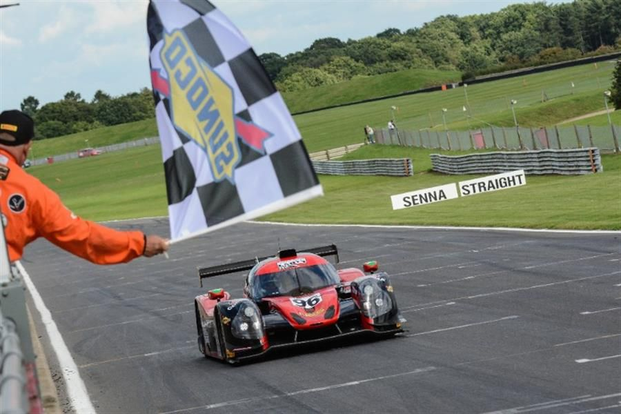 Double podium for Butel at Snetterton LMP3 Cup