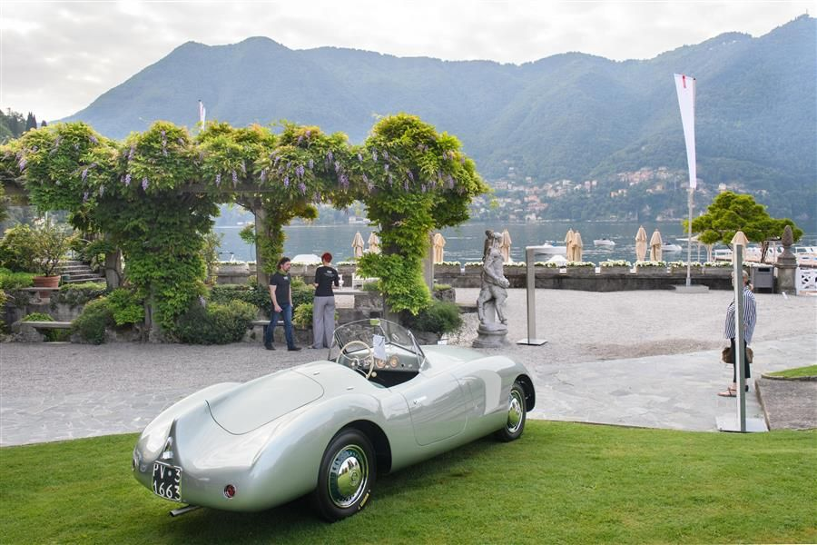 Stunning Fiat 1100 Frua spider set for Hampton Court Concours of Elegance