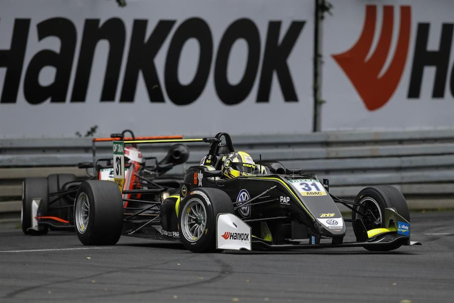 Lando Norris focussed on Euro F3 success on Zandvoort debut