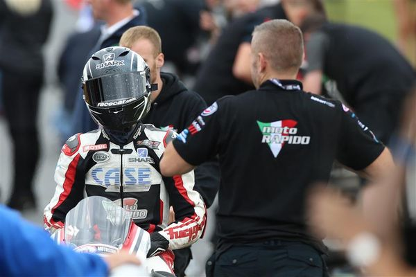 Strudwick ready to tame the mountain at Cadwell Park Moto3