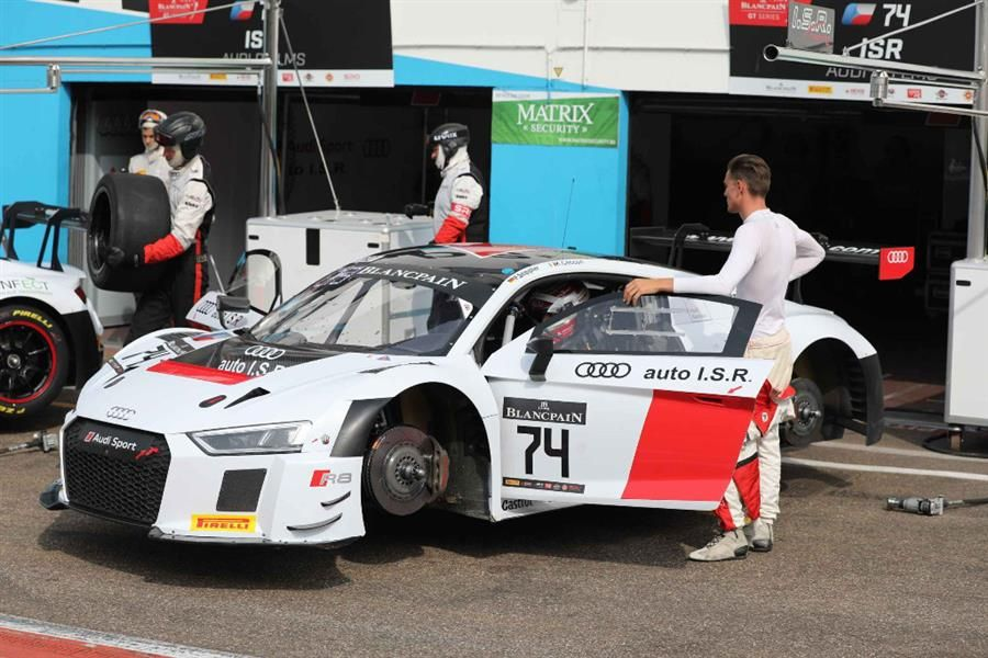 Budapest debut in a GT car for Kevin Ceccon