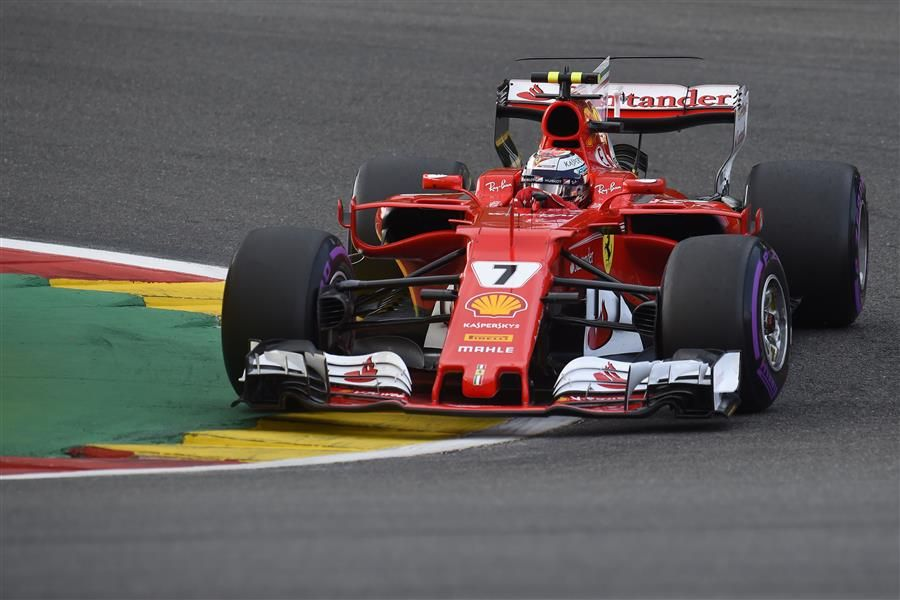 Ferrari extend agreements with Seb Vettel and Kimi Raikkonen