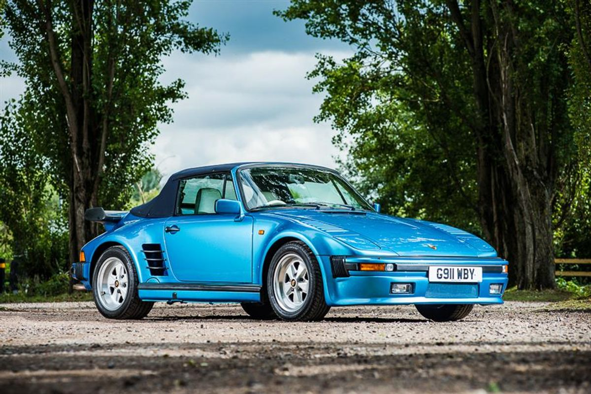 70 of the finest classic cars for auction at Salon Prive