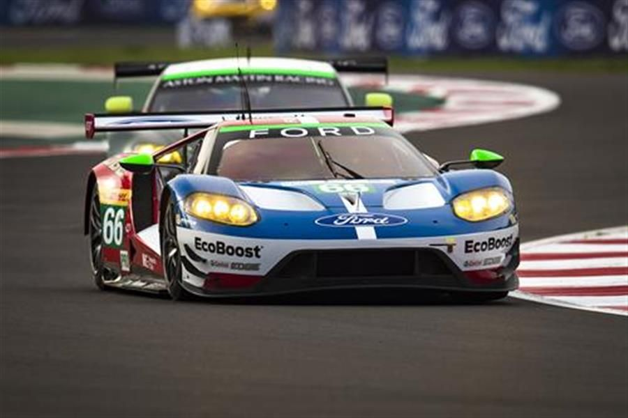 Ford Chip Ganassi Racing's close FIA WEC battle resumes in Mexico