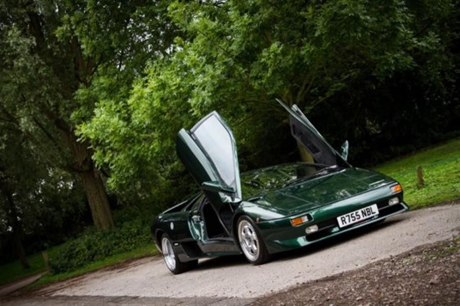 Tomorrow's Salon Privé Sale features some of the finest and rarest cars in the world