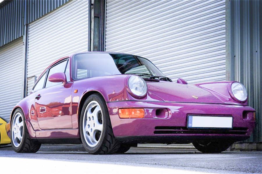 Porsche 911 (964) Carrera RS N/GT sells for £194,625 at Salon Privé, results