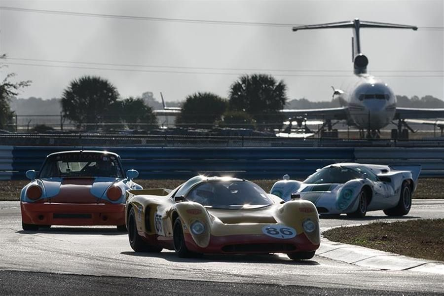 HSR Season-Ending Four-Race Stretch at Road Atlanta, Savannah, Daytona and Sebring