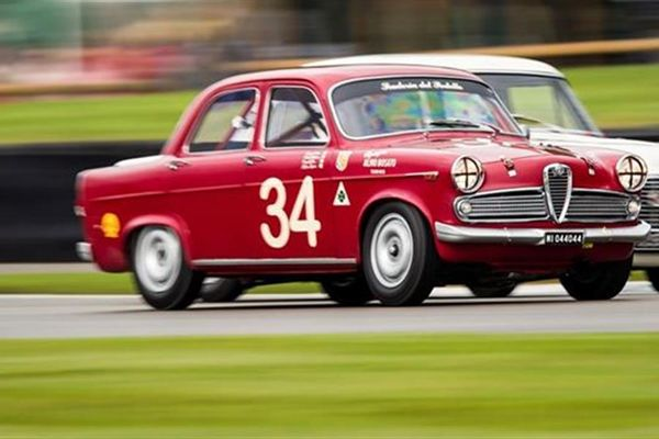 Goodwood Revival Sunday Round Up