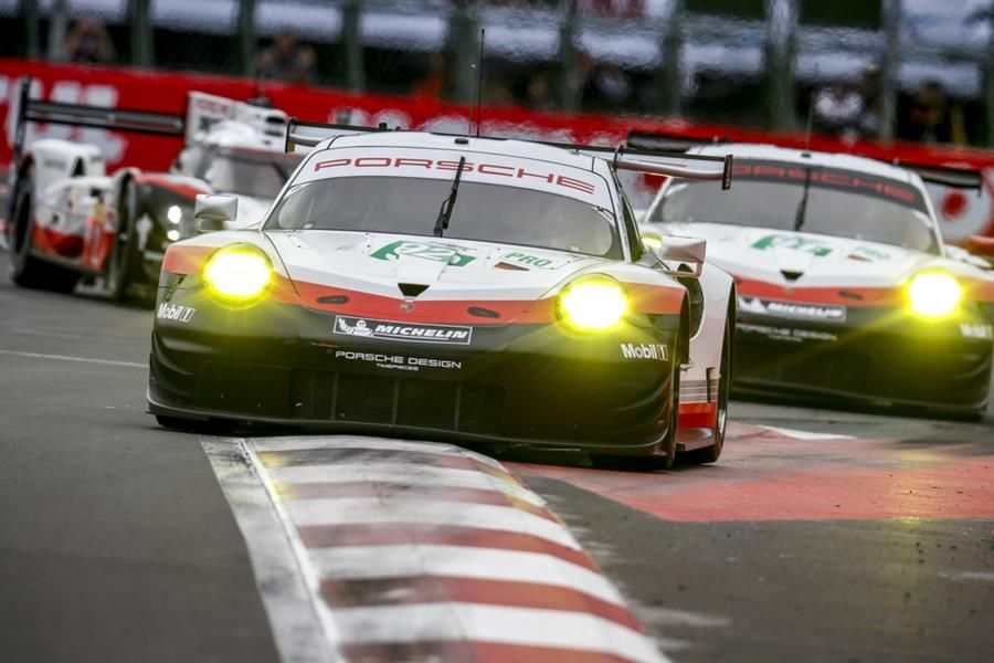 Porsche GT Team strive for WEC lead in Texas