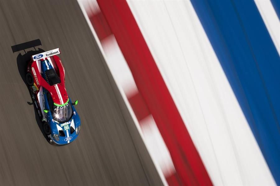 Ford's WEC battle continues at Circuit Of The Americas