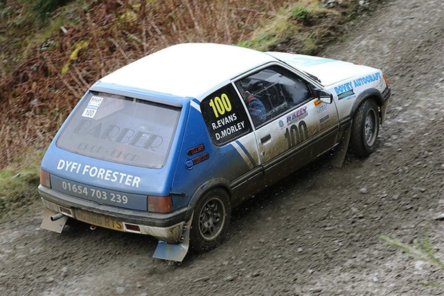 Rally North Wales partners with Rally 2WD