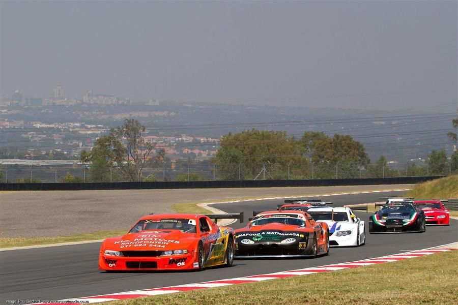 Kyalami set for Extreme Festival Racing