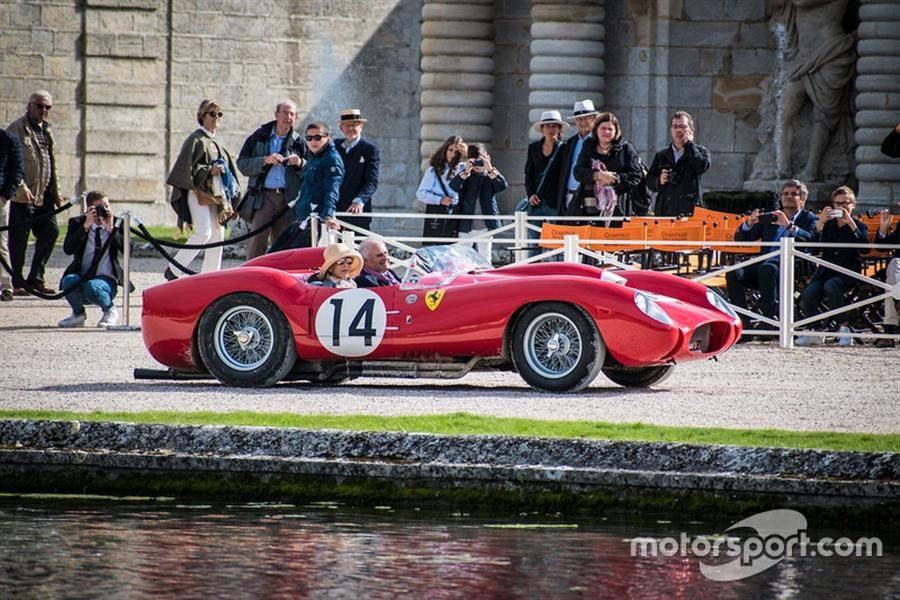 Ferrari TR 58 wins Post War Best of Show Concours d'Etat at Chantilly Arts & Elegance