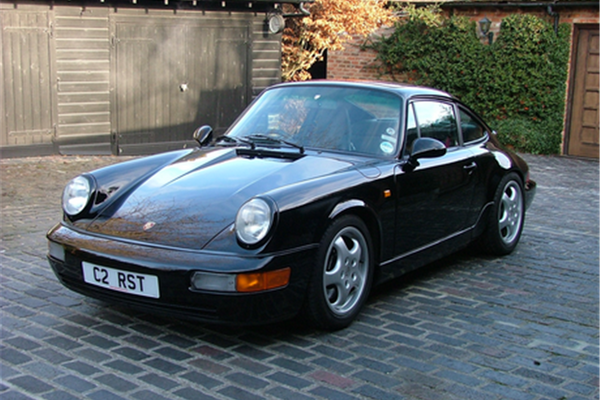First entries for Silverstone Auctions Porsche Sale include 1992 Porsche 911 (964) RS Touring