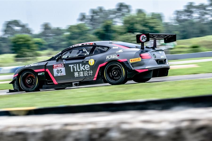 Tan turns attentions to Blancpain GT Series Asia for remainder of 2017