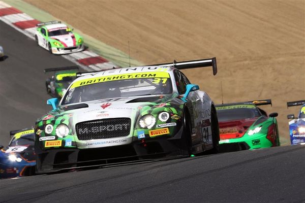 British GT titles to be settled at Donington