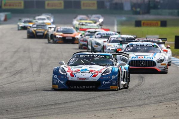 Jules Gounon crowned ADAC GT Masters champion at second attempt