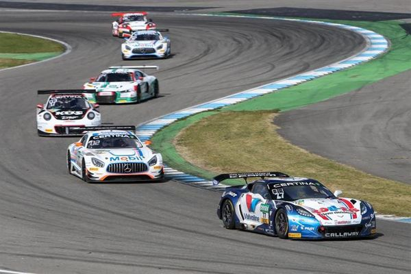 Callaway Competition clinch ADAC GT Masters team title