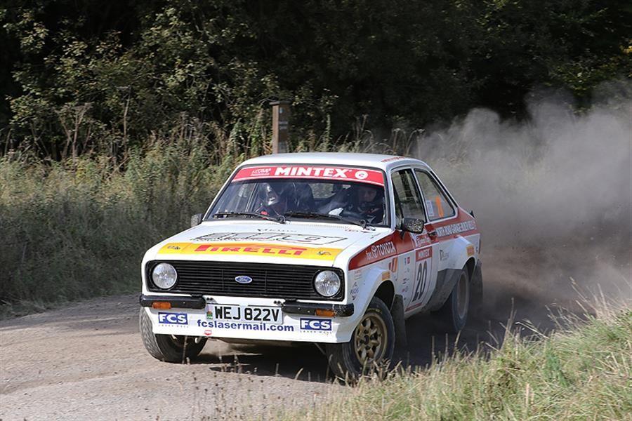 Mintex MSA British Historic Rally Championship showdown in Yorkshire ...