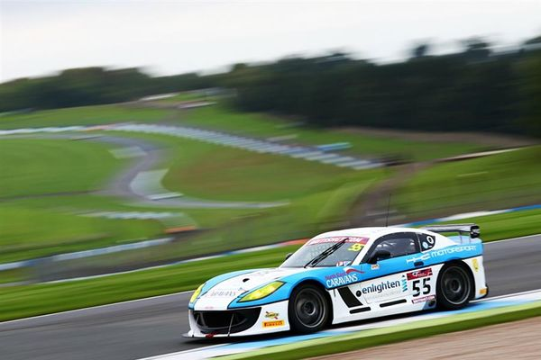 Will Tregurtha and Stuart Middleton win overall British GT4 title at first attempt