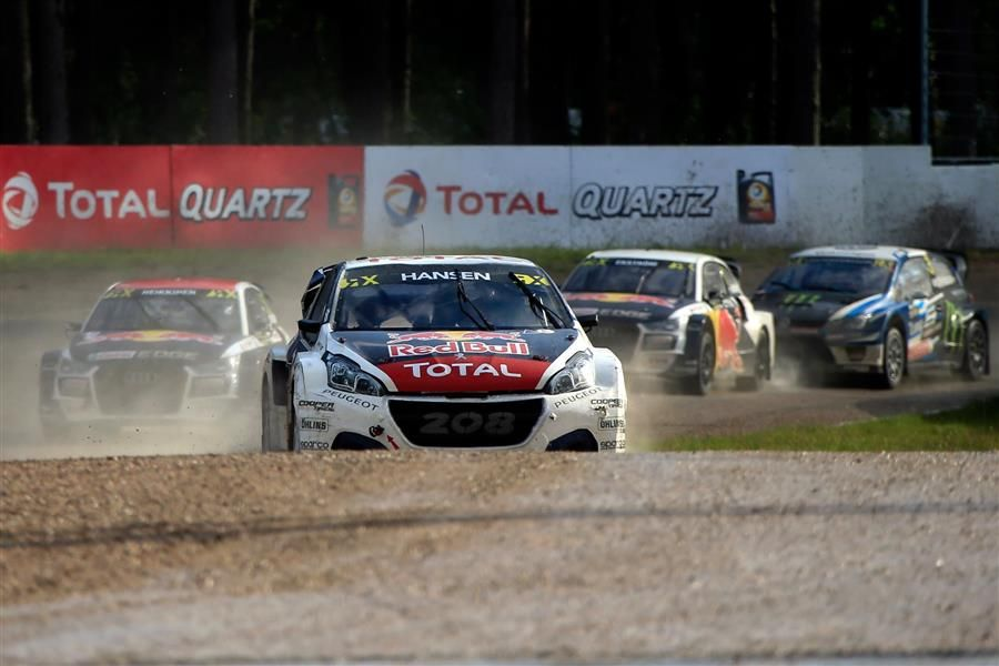 Peugeot 208 WRXs Eeyeing German success