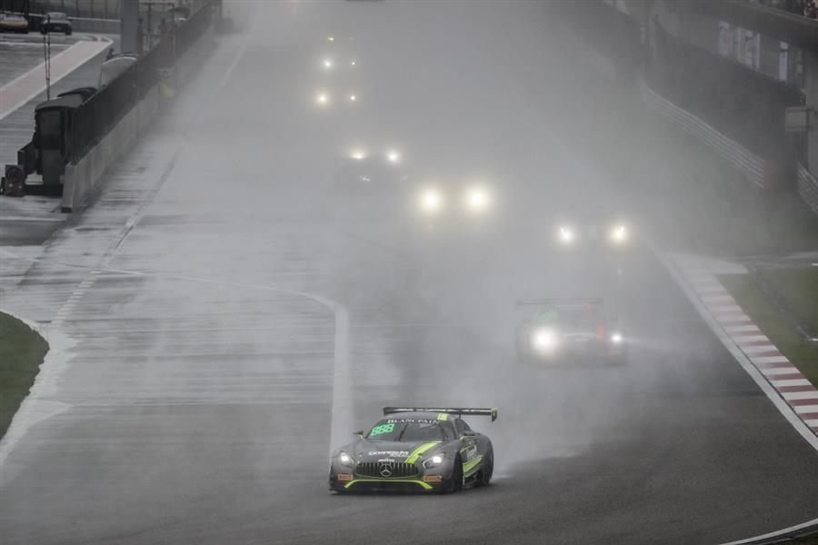 GruppeM Driver Abbott Crowned Blancpain GT Series Asia Pro Am Champion