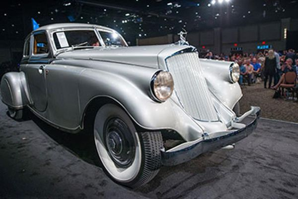 Silver Arrow Leads a Near Sell-Out At RM Sotheby's Hershey Sale, results