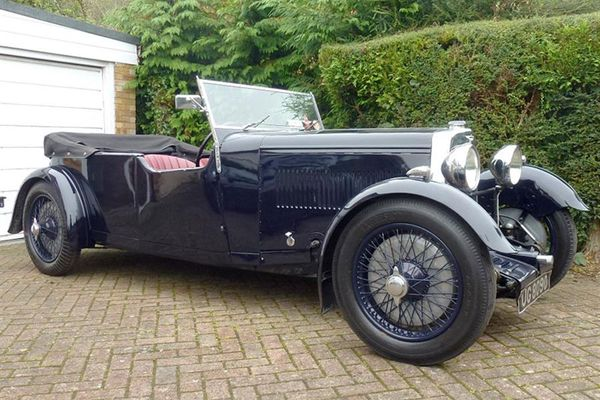 Latest entries for  IWM Duxford Auction: Aston Martin 1.5 Litre 12/50 Long Chassis Tourer