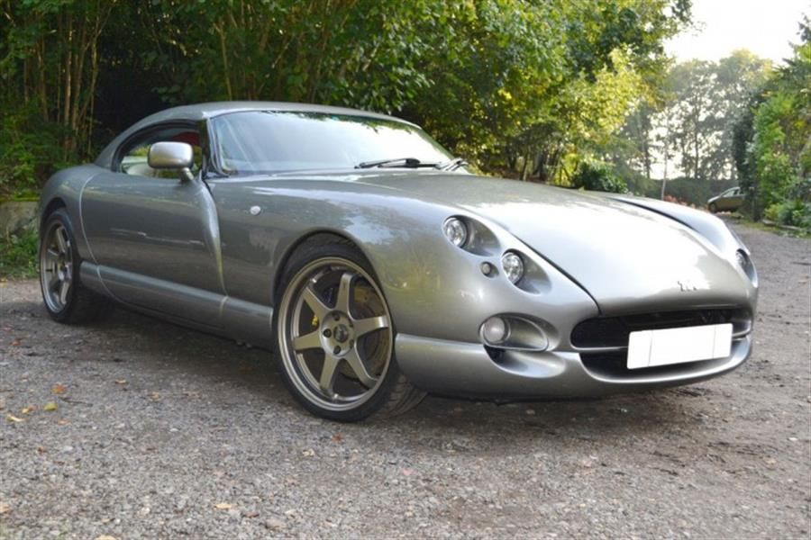 Very rare Mark III final edition TVR Cerbera at COYS