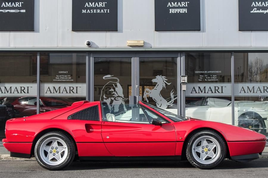 Ultra low mileage Ferrari 328 GTS leads entry for Barons October Sale