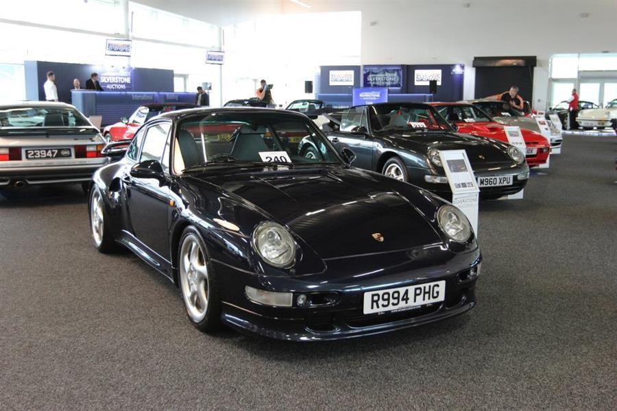 Porsche sale tops £2.5 million in three hours at Silverstone ...