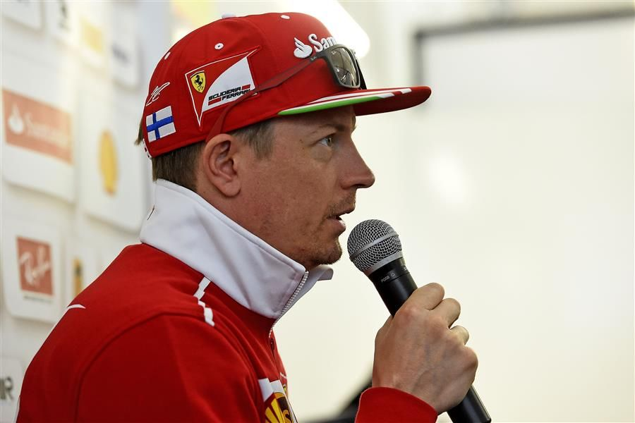 Back to back podiums for Kimi