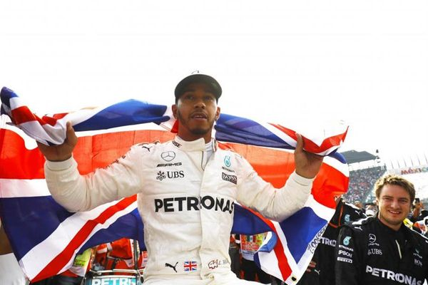 Hamilton claims 4th F1 title as Verstappen wins in Mexico