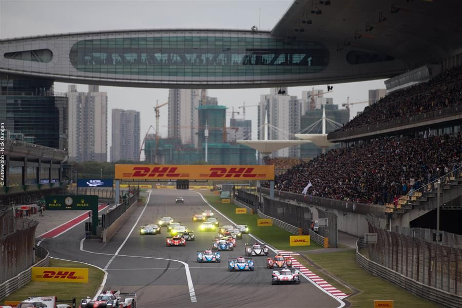 Vaillante REBELLION wins LMP2 6 Hours of Shanghai