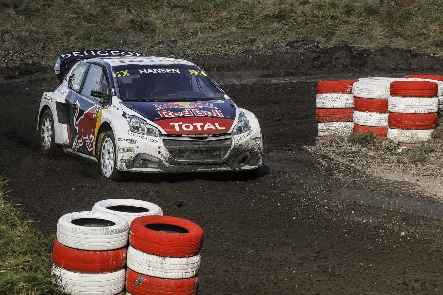PEUGEOT 208 WRX stars Sébastien Loeb and Timmy Hansen head to South Africa RX