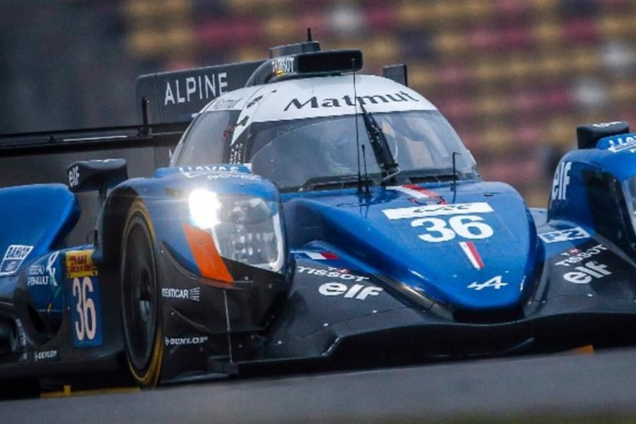 Menezes takes WEC LMP2 title defence down to the wire