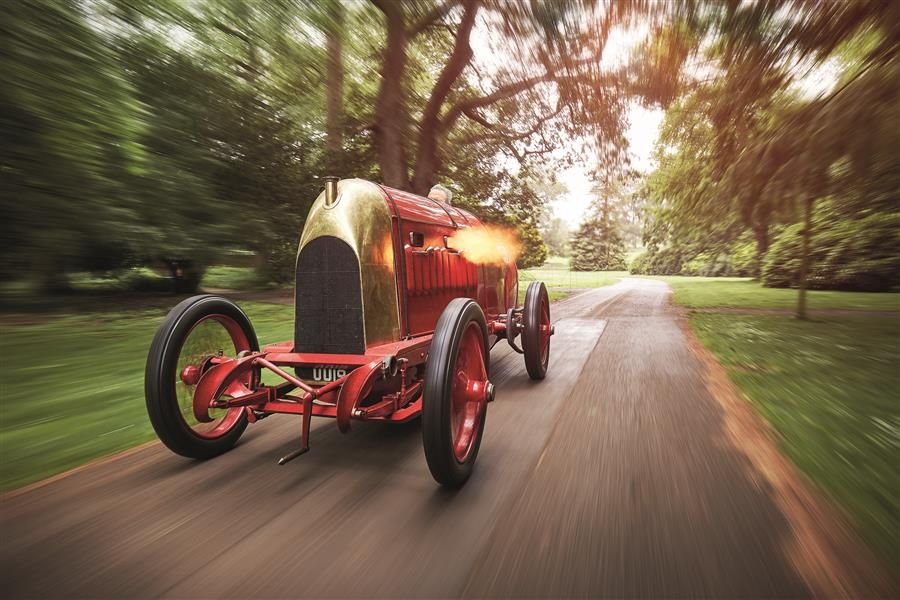 Beast of Turin to be unleashed at London Classic Car Show