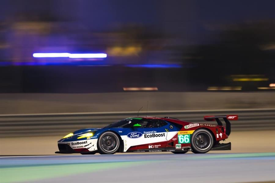 Ford ready to fight for WEC title in Bahrain