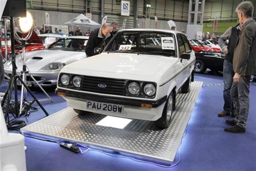 Records smashed at Silverstone Auctions Classic Motor Show Sale, results