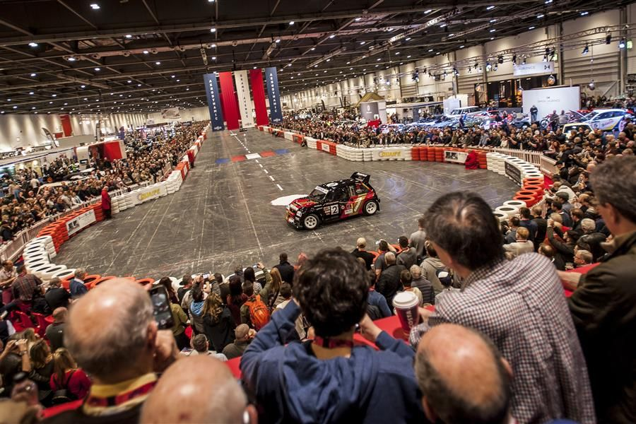 Historic Motorsport International to fire up the sound of thunder at ExCeL
