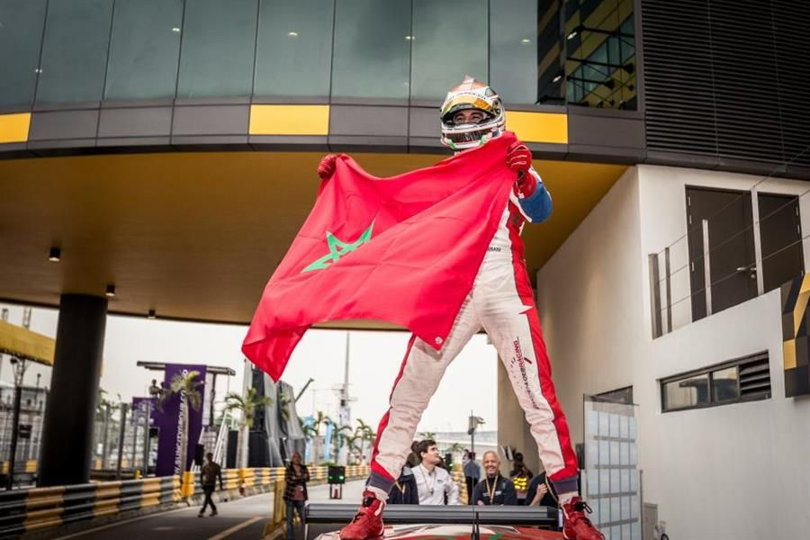 Mehdi Bennani flies to maiden Guia Race victory for Sébastien Loeb Racing