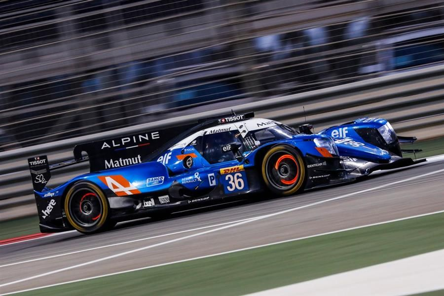 Signatech Alpine Matmut sign off WEC in style