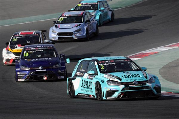 Jean-Karl Vernay new International TCR champion in the Golf GTI