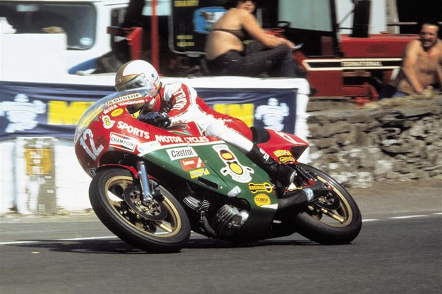 2018 Classic TT Races presented by Bennetts to celebrate Mike Hailwood's 1978 winning return