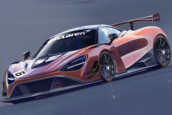 McLaren Automotive expand customer motorsport offering
