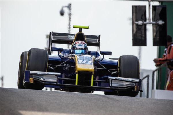 DAMS finishes 2017 GP3 and F2 on a high with double podium