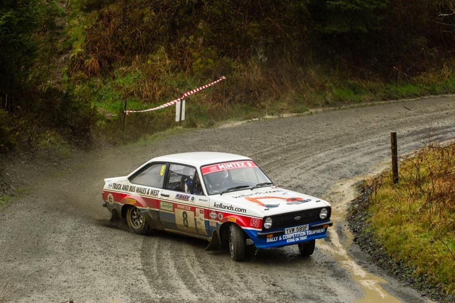 First 50 crews commit to Rally 2WD on Rally North Wales