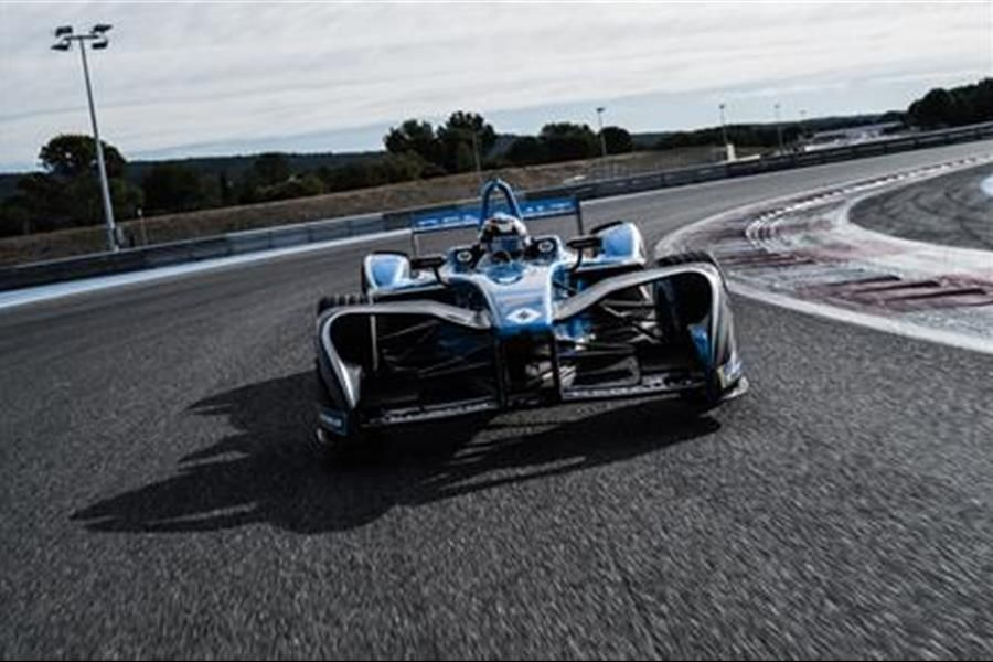 An inconclusive Formula E weekend for Renault e.dams