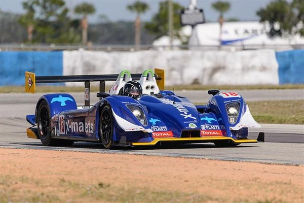 Thrilling Conclusion to HSR Classic 12 Hour at Sebring