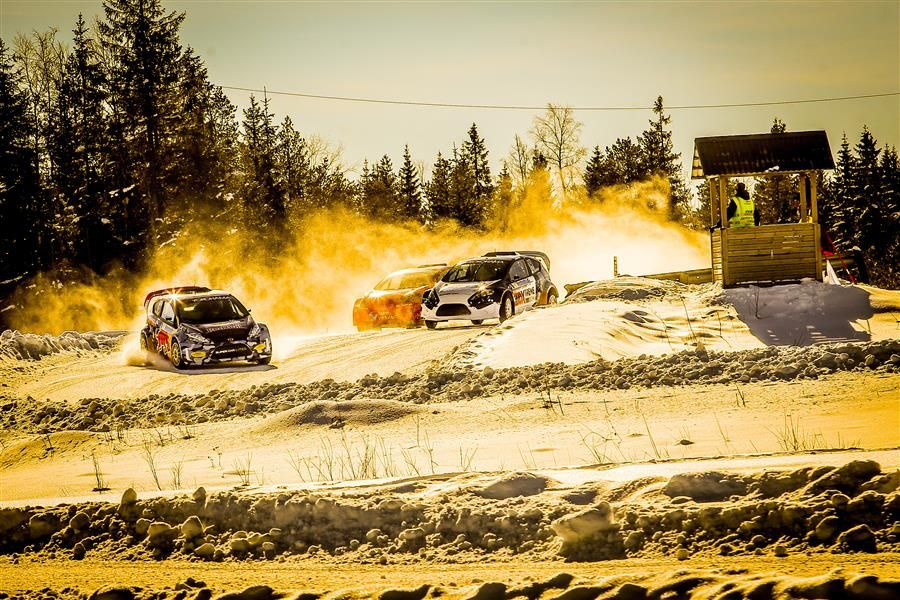 Entries filling up fast as RX2 on Ice picks up speed